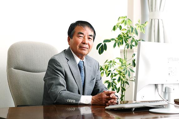 代表取締役 榊原 章