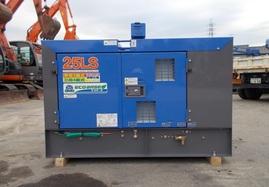 25KV環境保護ベース仕様一体型発電機