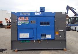 45KV環境保護ベース仕様一体型発電機