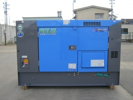 60KV環境保護ベース仕様一体型発電機