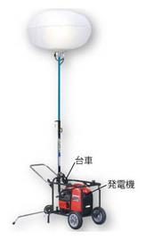 LEDバルーン投光機400W