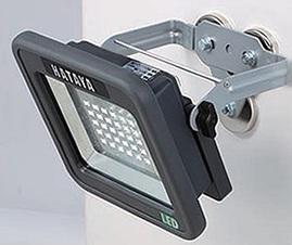 充電式LEDライト 15W マグネット付 ケイ・ライトプラス