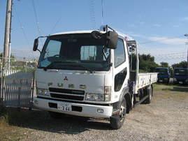 4Tクレーン付トラック
