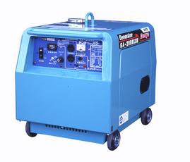 2KW防音小型発電機