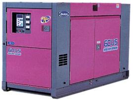 60KV極超低騒音発電機