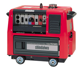 150A防音型小型溶接機