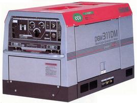 300A2人用 超低騒音溶接機