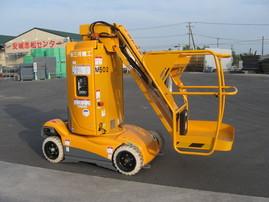 8M垂直マスト式高所作業車