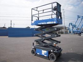 6M垂直昇降型高所作業車